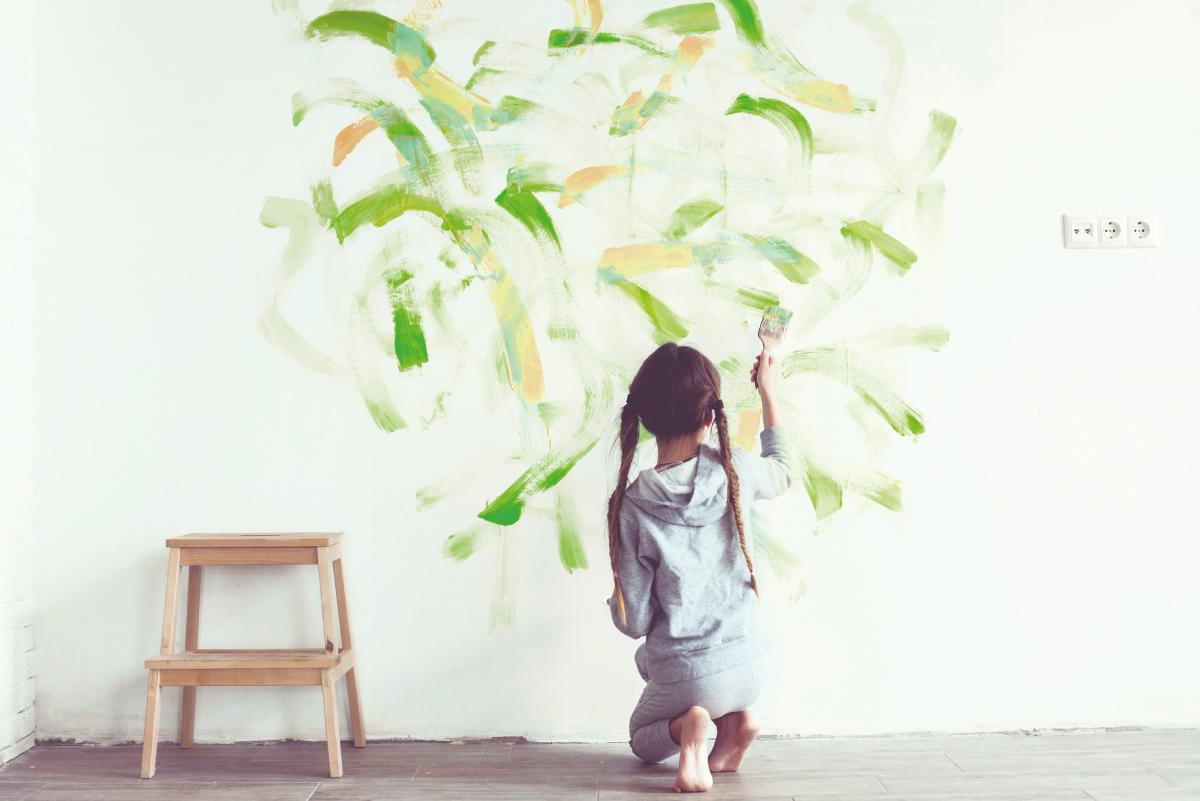 Are We Born Creative?